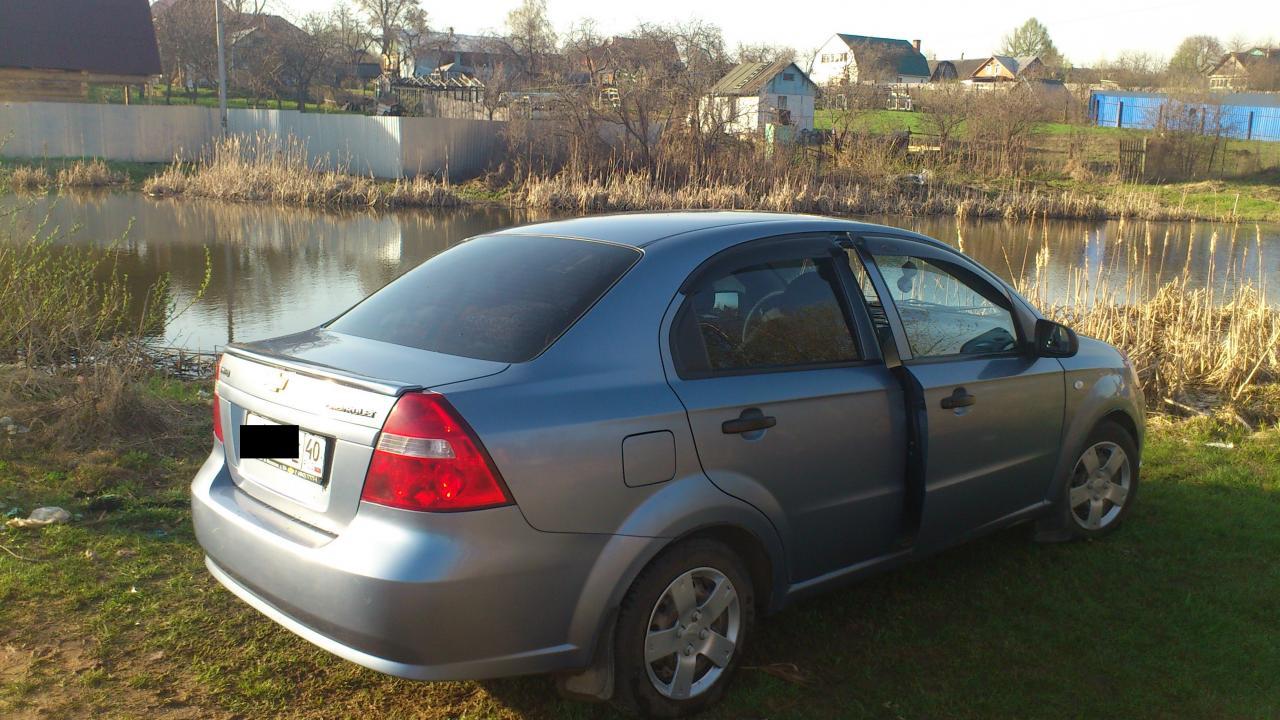 Chevrolet aveo 2007 г в г калуга фото 2