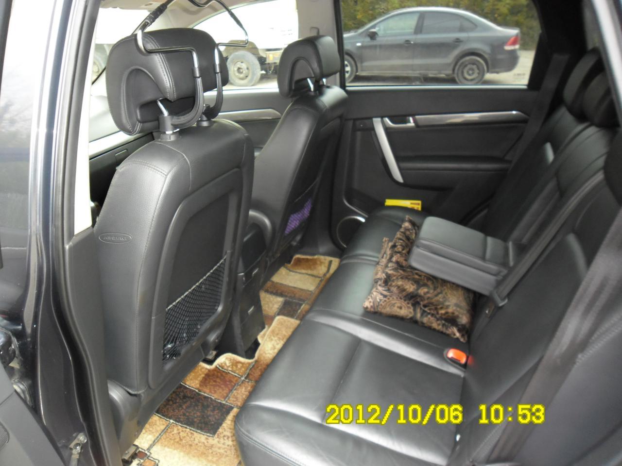 Chevrolet captiva 7 мест фото