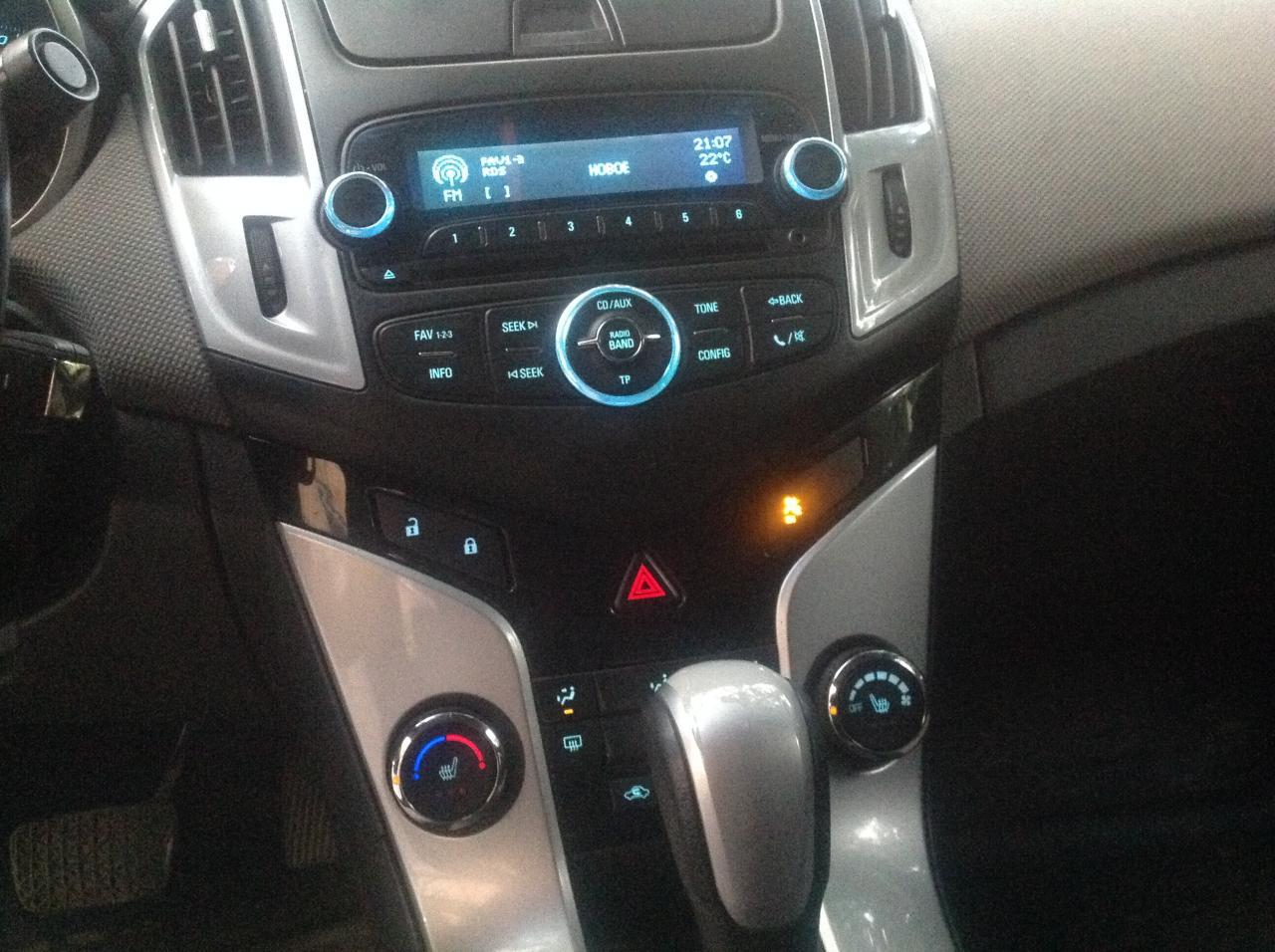 Chevrolet Cruze 2011 г.в. г.Екатеринбург - фото 2