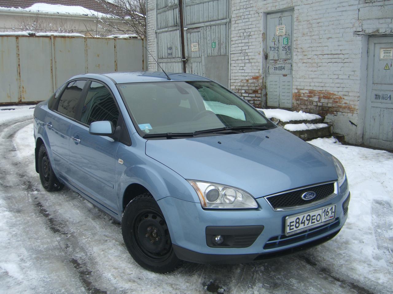 Авточехлы для Ford Focus II ghia, trend Купить ...