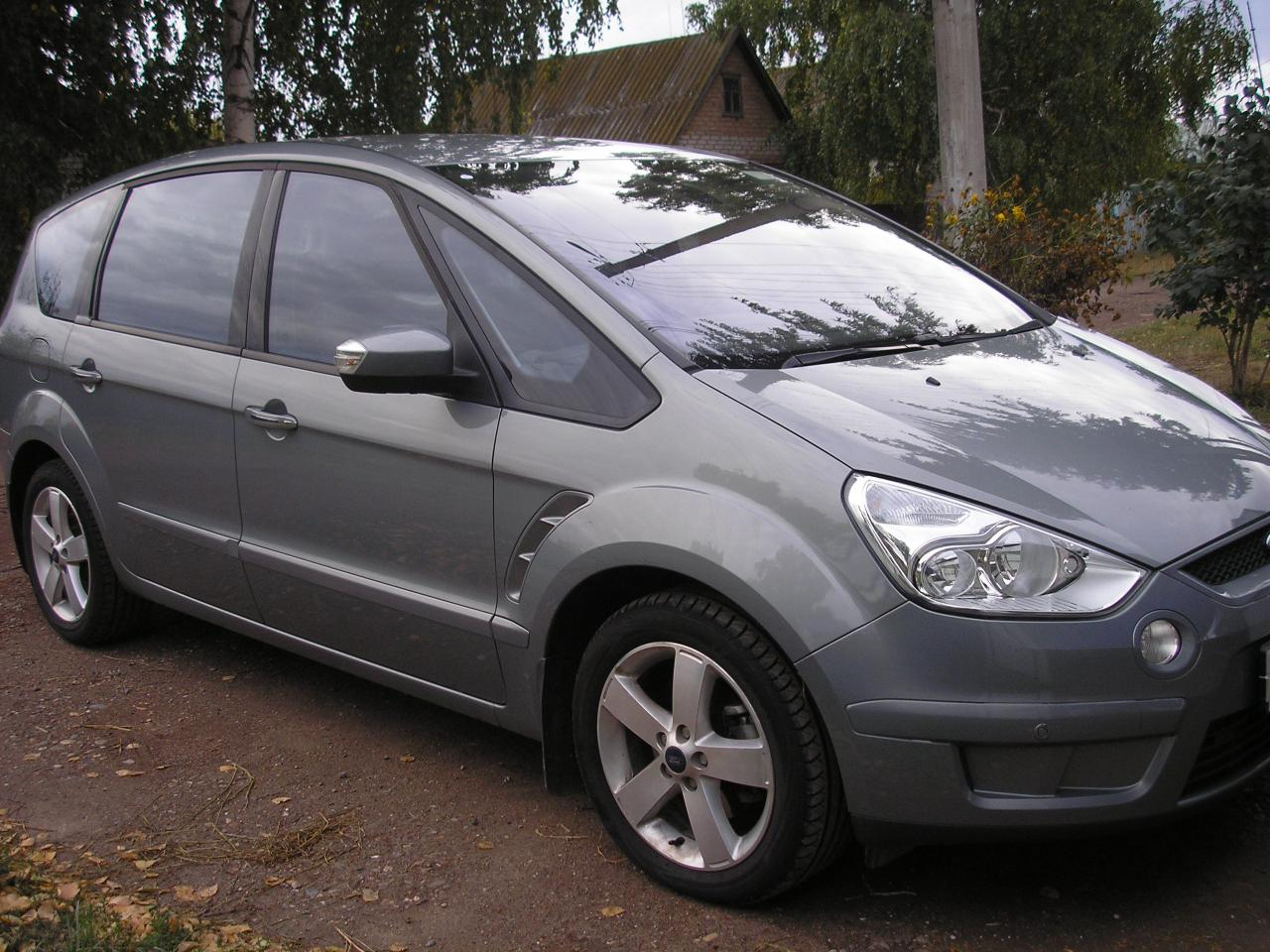 Ford S-MAX 2008 г.в. г.Уфа - фото 2