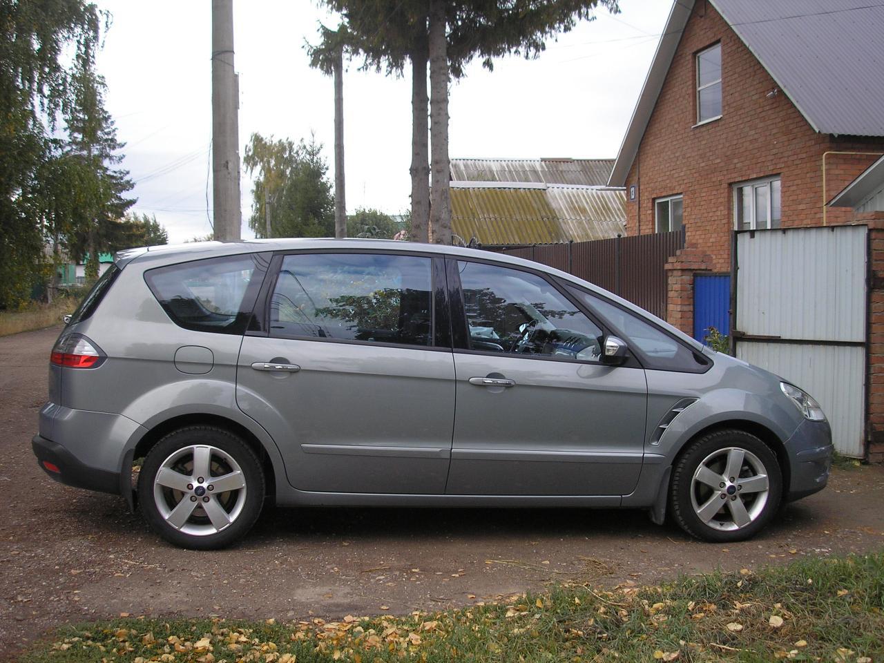 Ford S-MAX 2008 г.в. г.Стерлитамак - фото 2