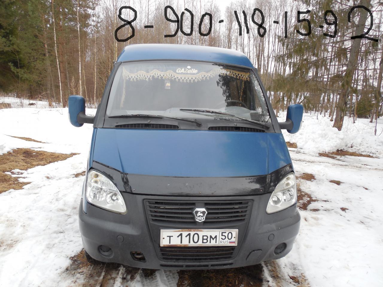 ГАЗ 3302 Газель 2007 г.в. г.Тверь - фото 2