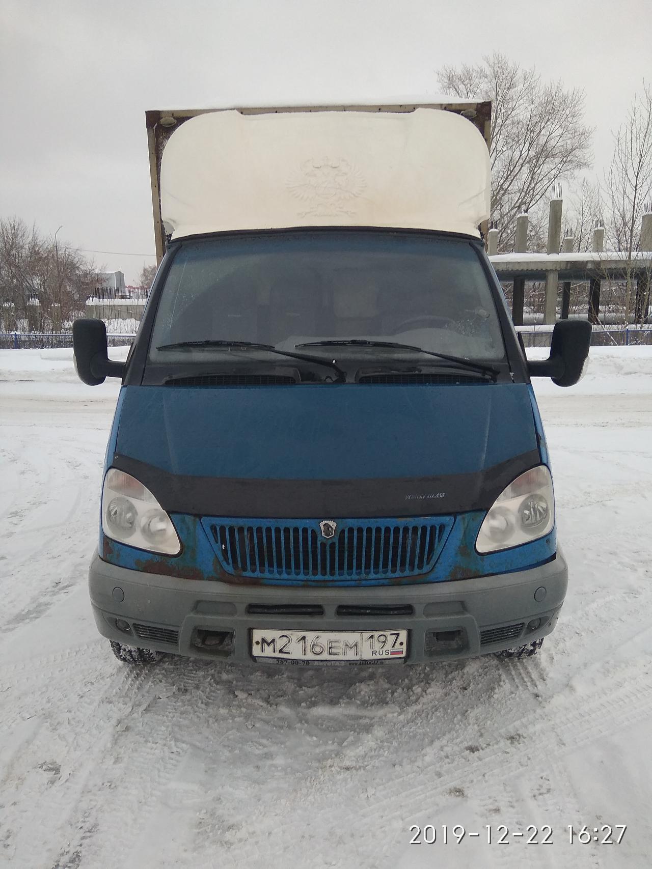 ГАЗ 3302 Газель 2010 г.в. г.Новосибирск - фото 2