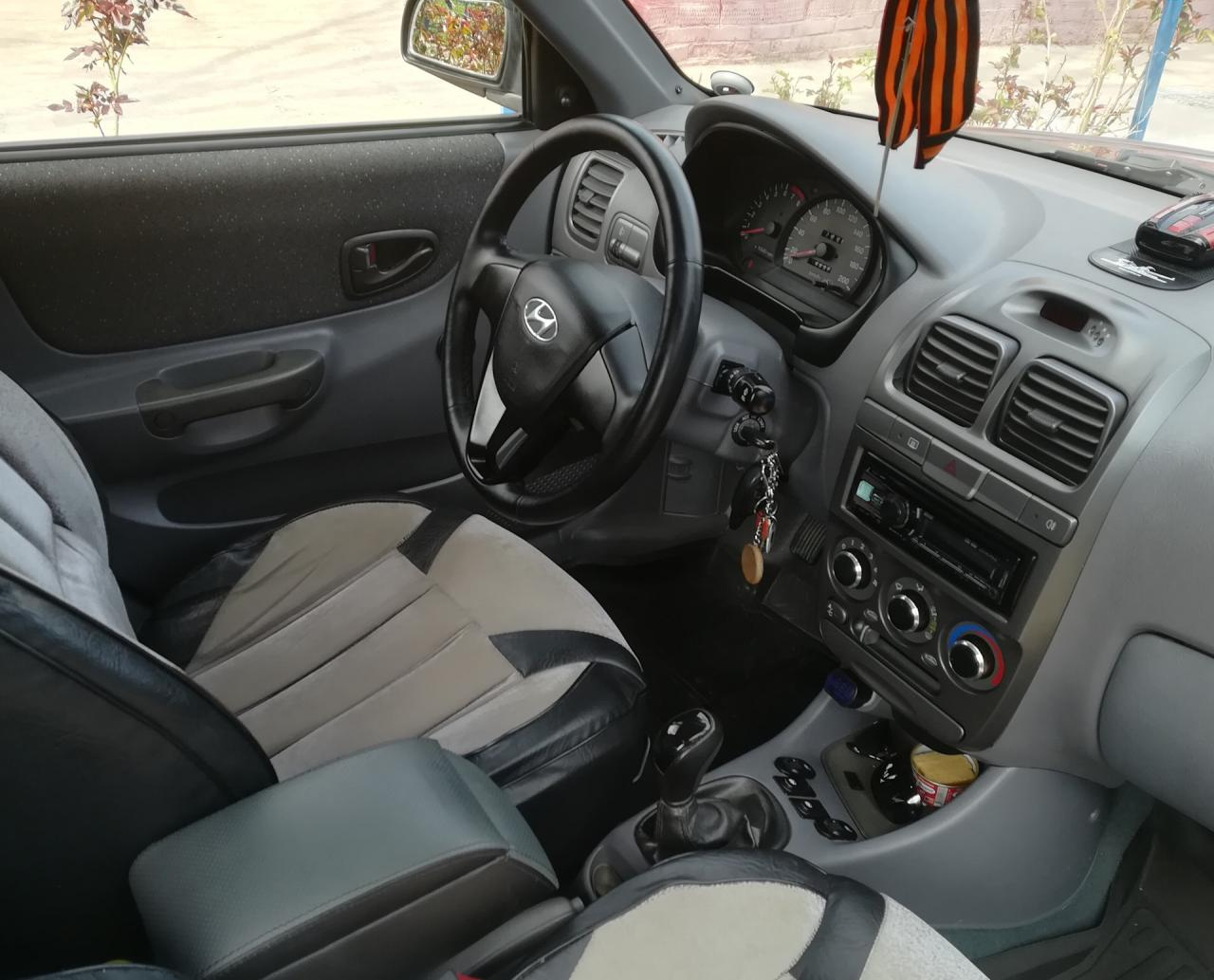 Hyundai Accent 2011 г.в. г.Краснодар - фото 2
