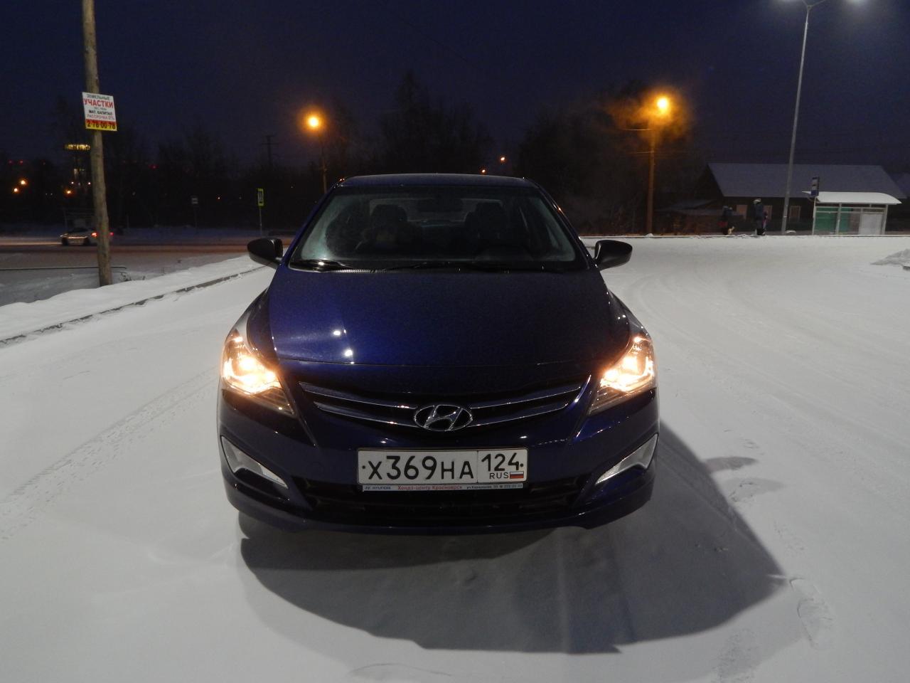 Hyundai Solaris 2012 г.в. г.Красноярск - фото 2