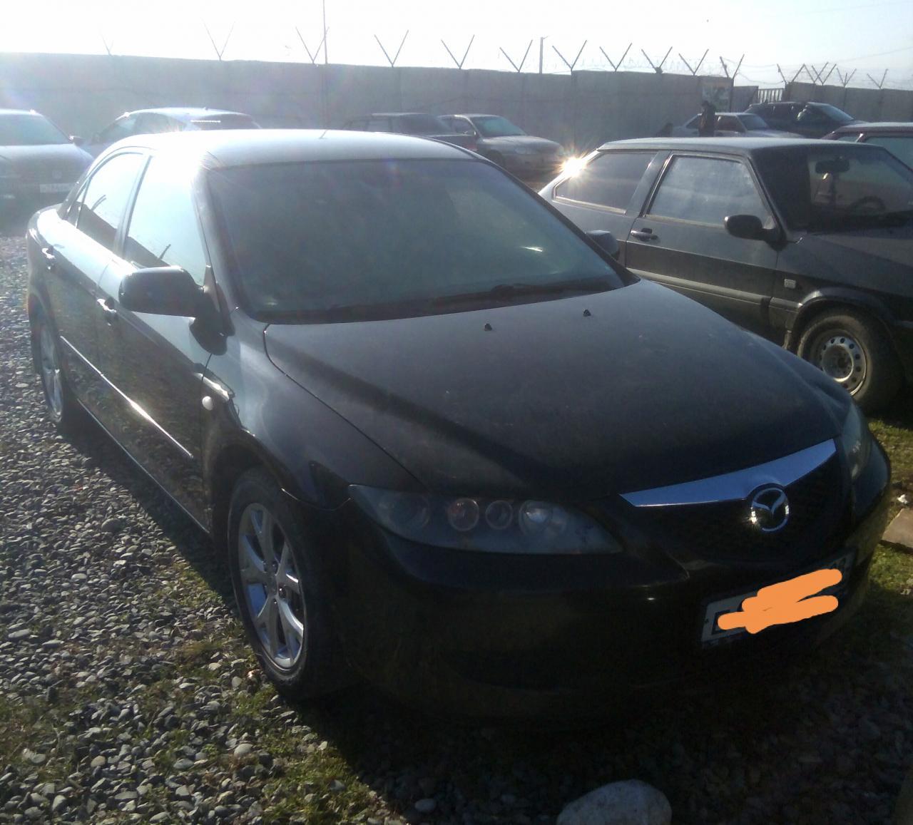 Mazda 6 2007 г.в. г.Владикавказ - фото 2