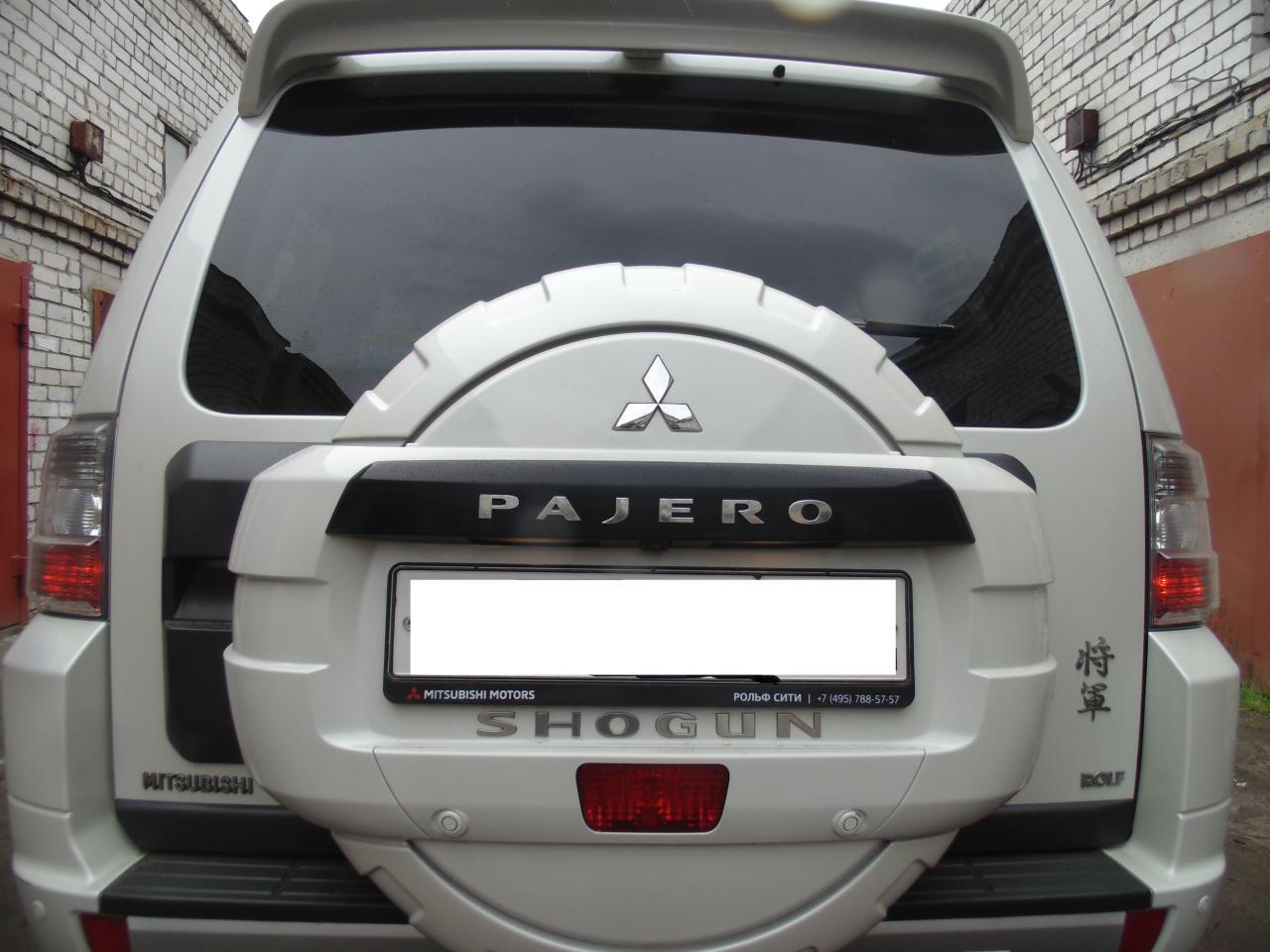 Mitsubishi Pajero 2012 г.в. г.Архангельск - фото 2