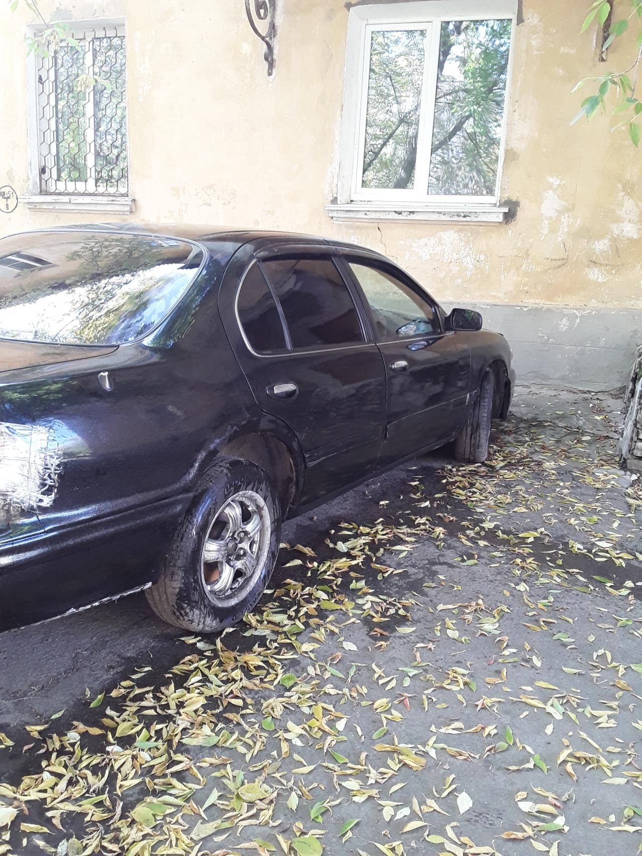 Nissan Cefiro 1996 г.в. г.Ангарск - фото 2