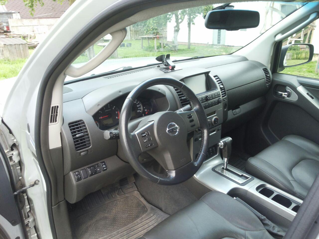 Nissan Navara 2007 г.в. г.Калининград - фото 2
