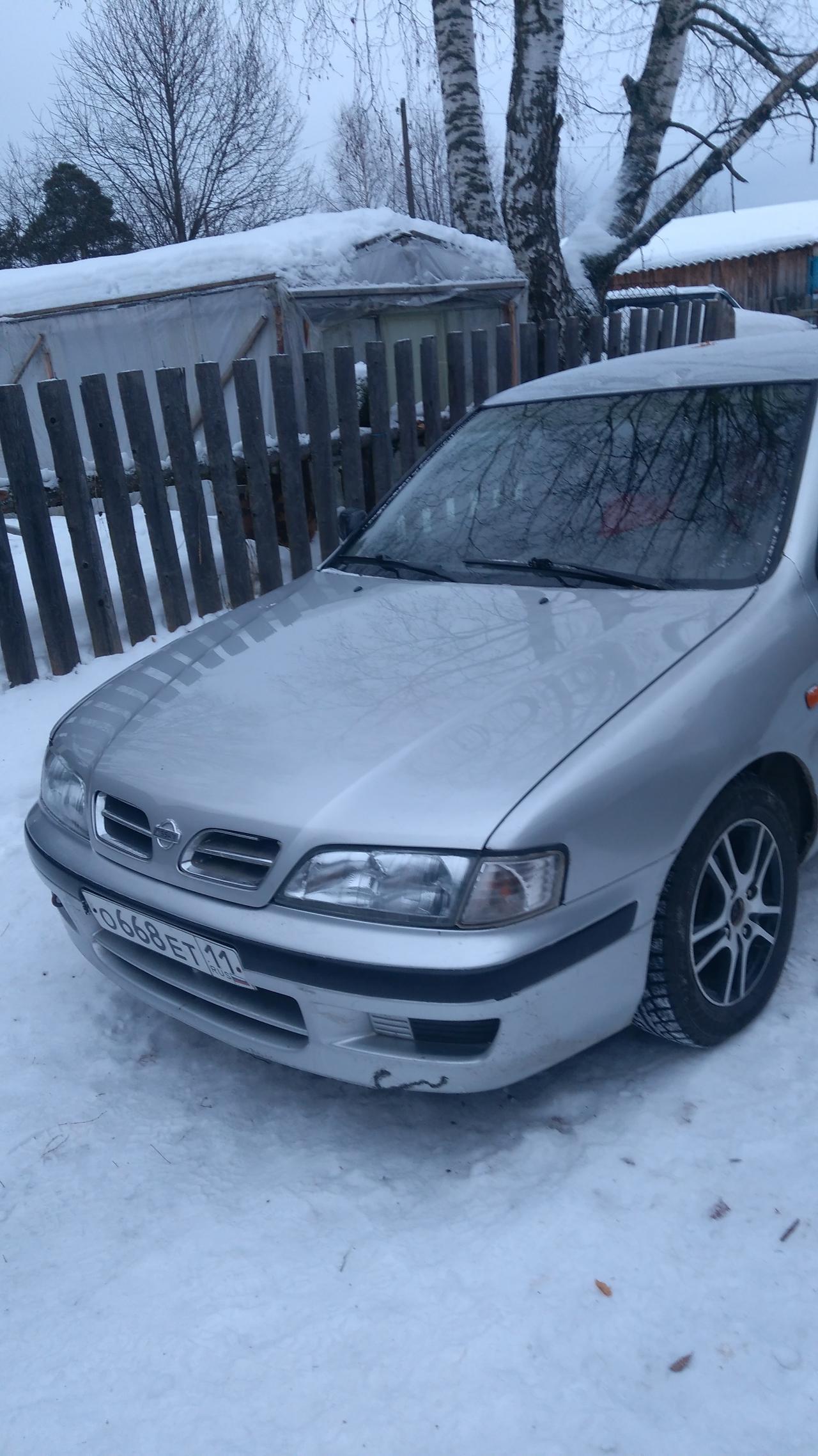 Nissan Primera 1997 г.в. г.Сыктывкар - фото 2