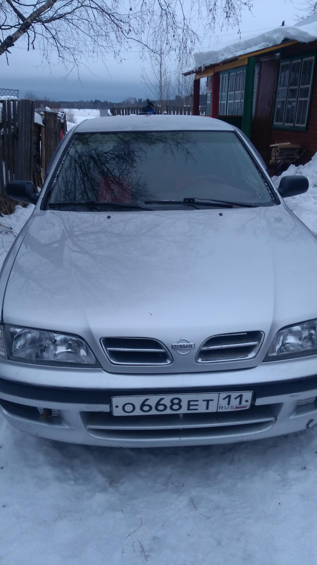 Nissan Primera 1997 г.в. г.Сыктывкар - фото 5