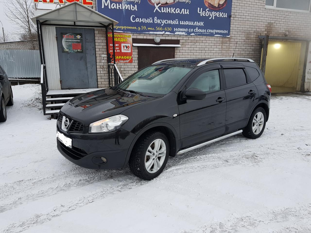 Nissan Qashqai 2011 г.в. г.Северодвинск - фото 2