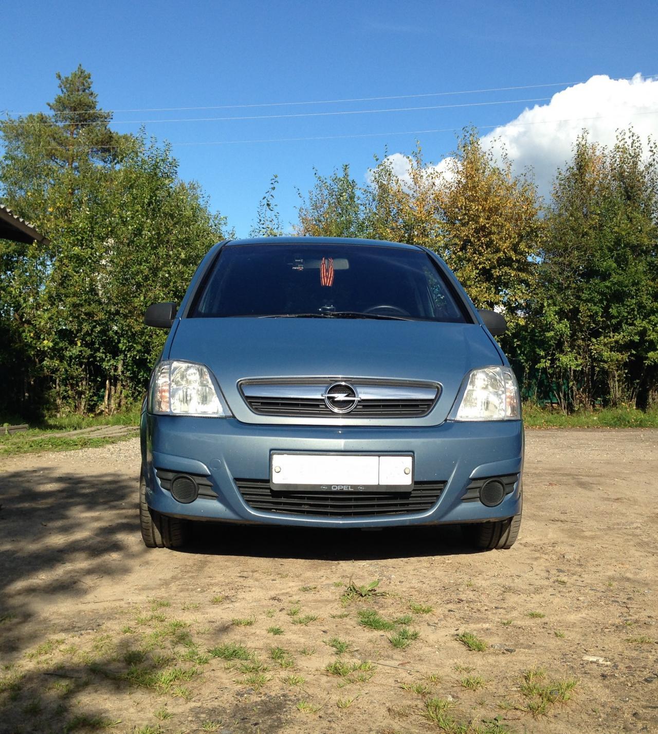 Opel Meriva 2007 г.в. г.Архангельск - фото 2