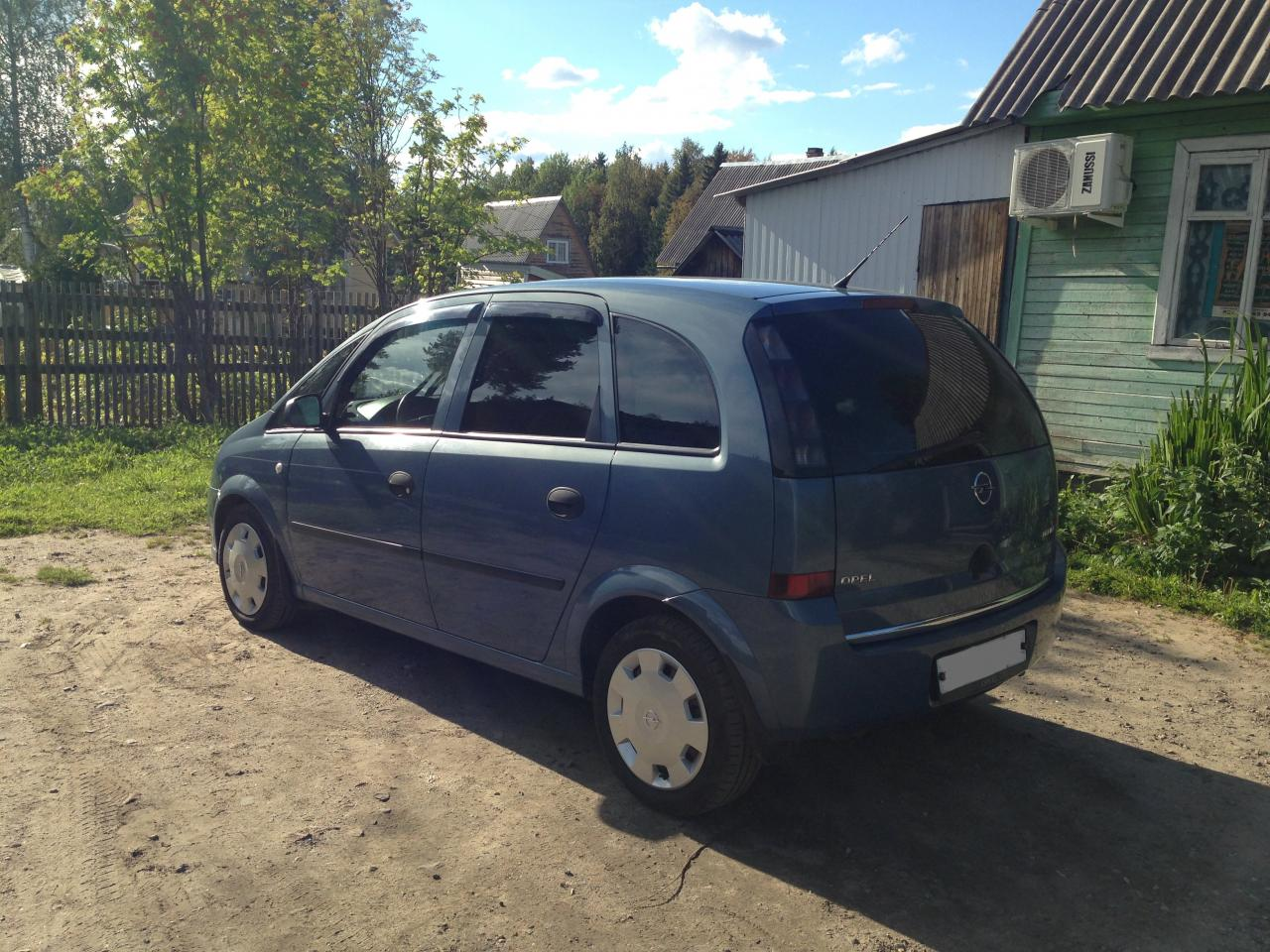 Opel Meriva 2007 г.в. г.Архангельск - фото 5
