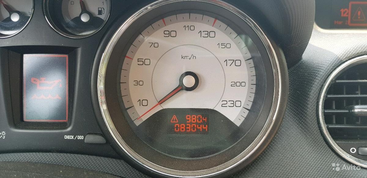 Peugeot 308 2008 г.в. г.Гусь Хрустальный - фото 5