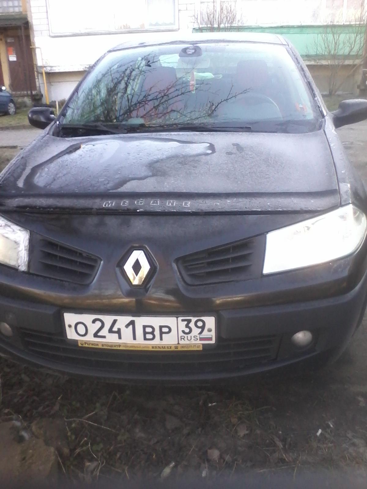 Renault Megane 2007 г.в. г.Нестеров - фото 2