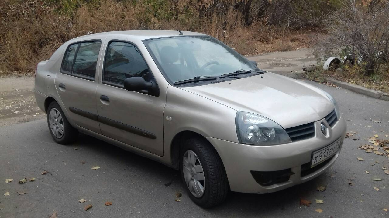 Renault Symbol 2006 г.в. г.Волгоград - фото 2