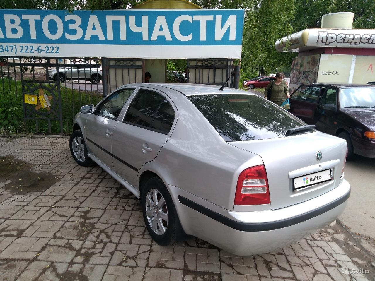Skoda Octavia 2005 г.в. г.Уфа - фото 2
