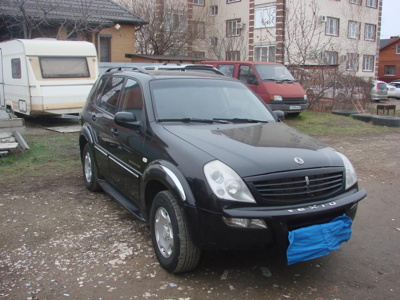 Ssang Yong Rexton 2006 г.в. г.Краснодар - фото 2