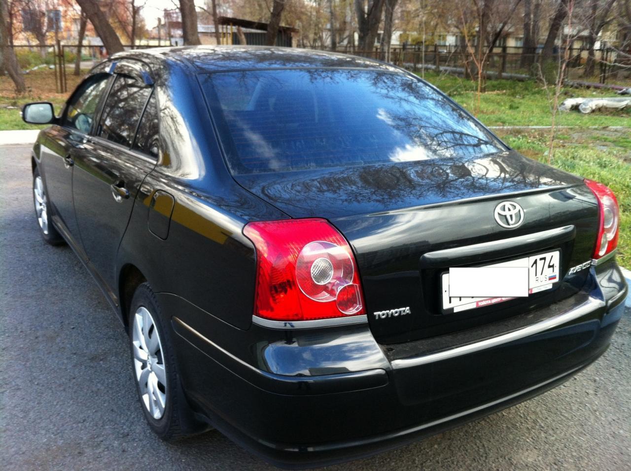 Продам Тойота Авенсис 2008 года в Барнауле, ОКТЯБРЬ 2008 ...
