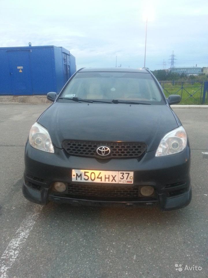 Toyota Matrix 2003 г.в. г.Вологда - фото 2