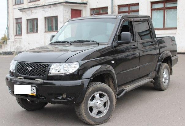 Уаз pickup 2012 г в г вологда фото 1
