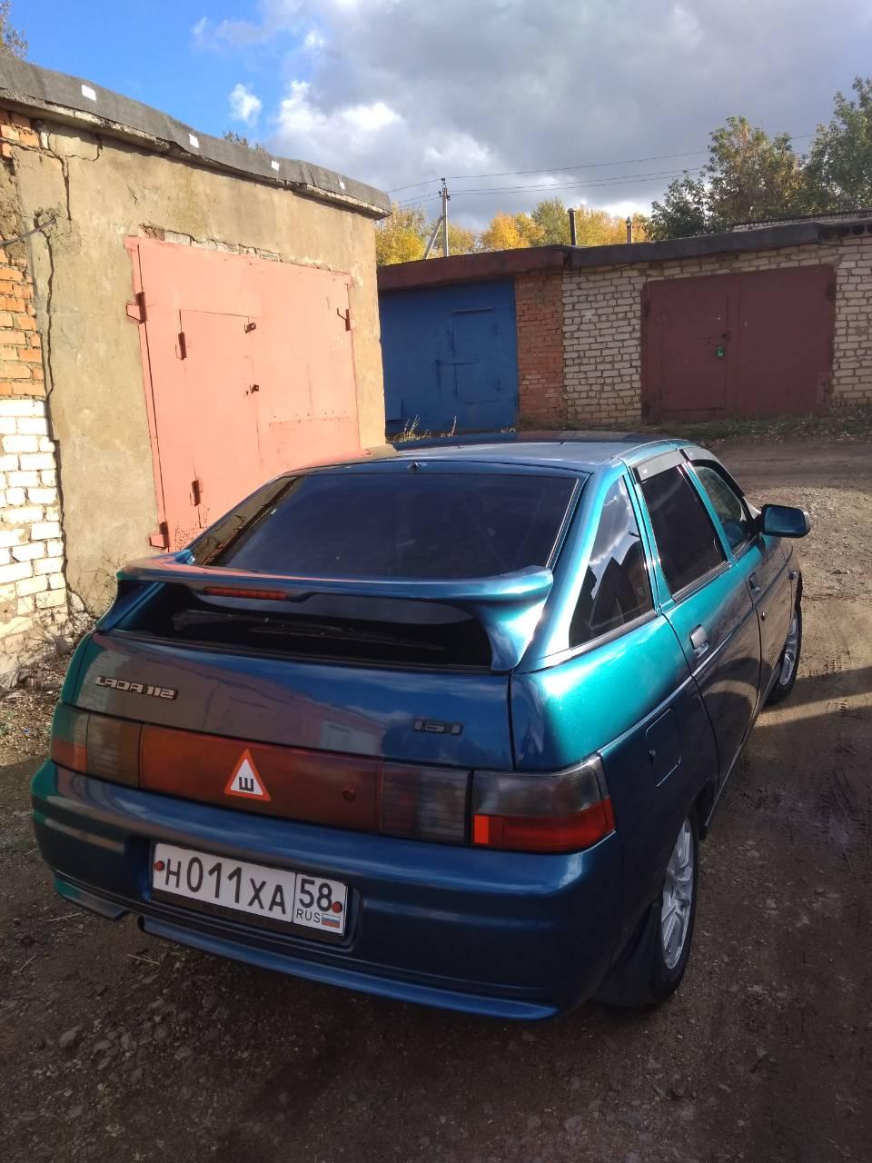 ВАЗ 2112 2005 г.в. г.Рузаевка - фото 2