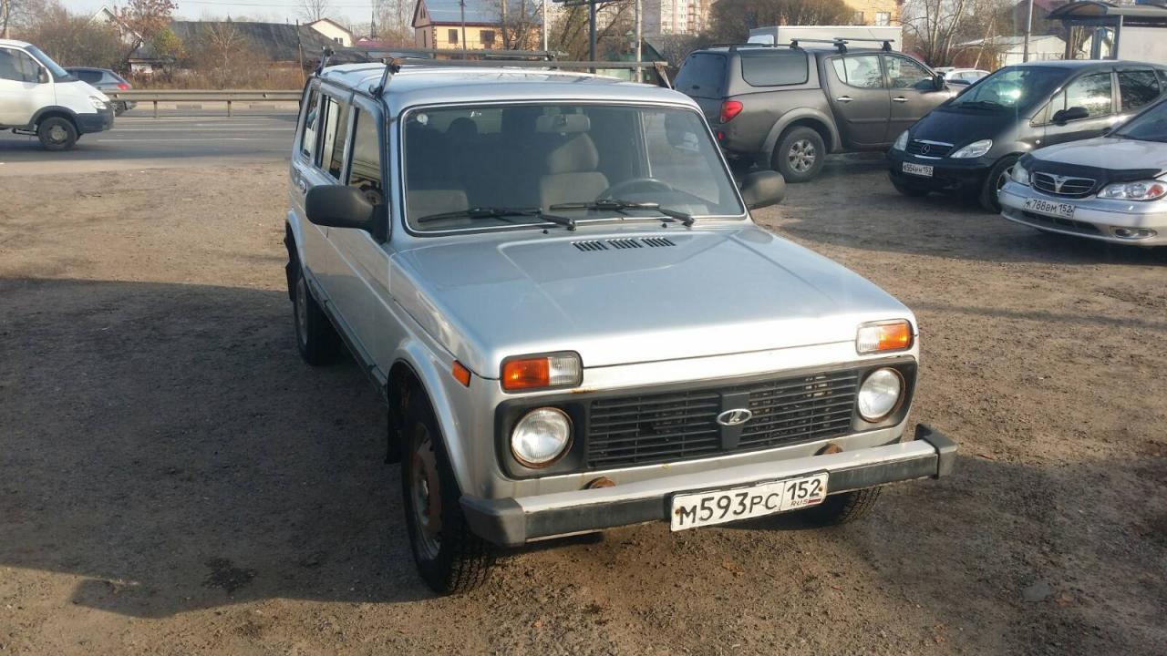 ВАЗ 2131 Нива 2012 г.в. г.Нижний Новгород - фото 2