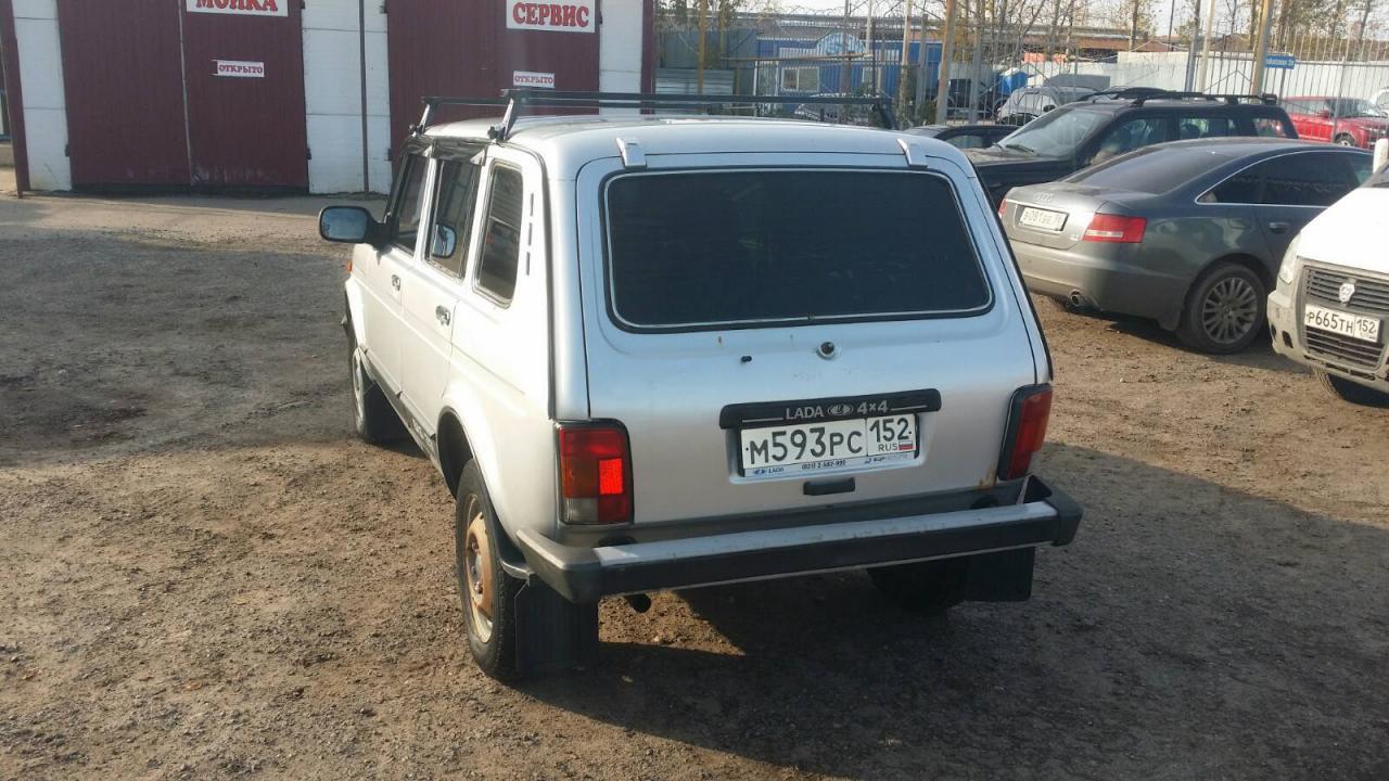 ВАЗ 2131 Нива 2012 г.в. г.Нижний Новгород - фото 5