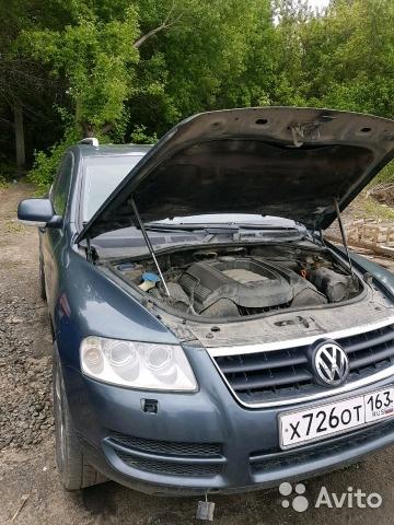 Volkswagen Touareg 2003 г.в. г.Ульяновск - фото 2